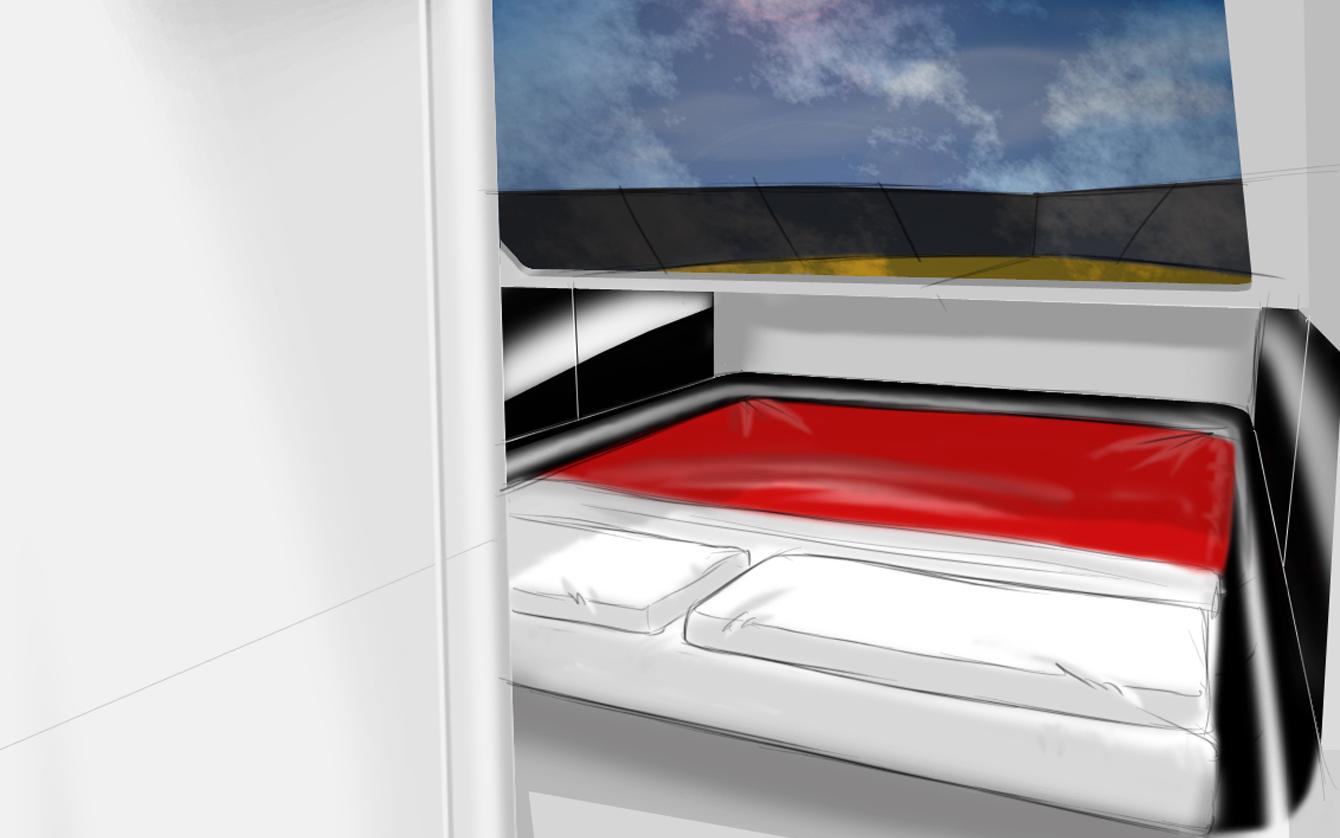 Concept - 35 Fast Sun-cabin2