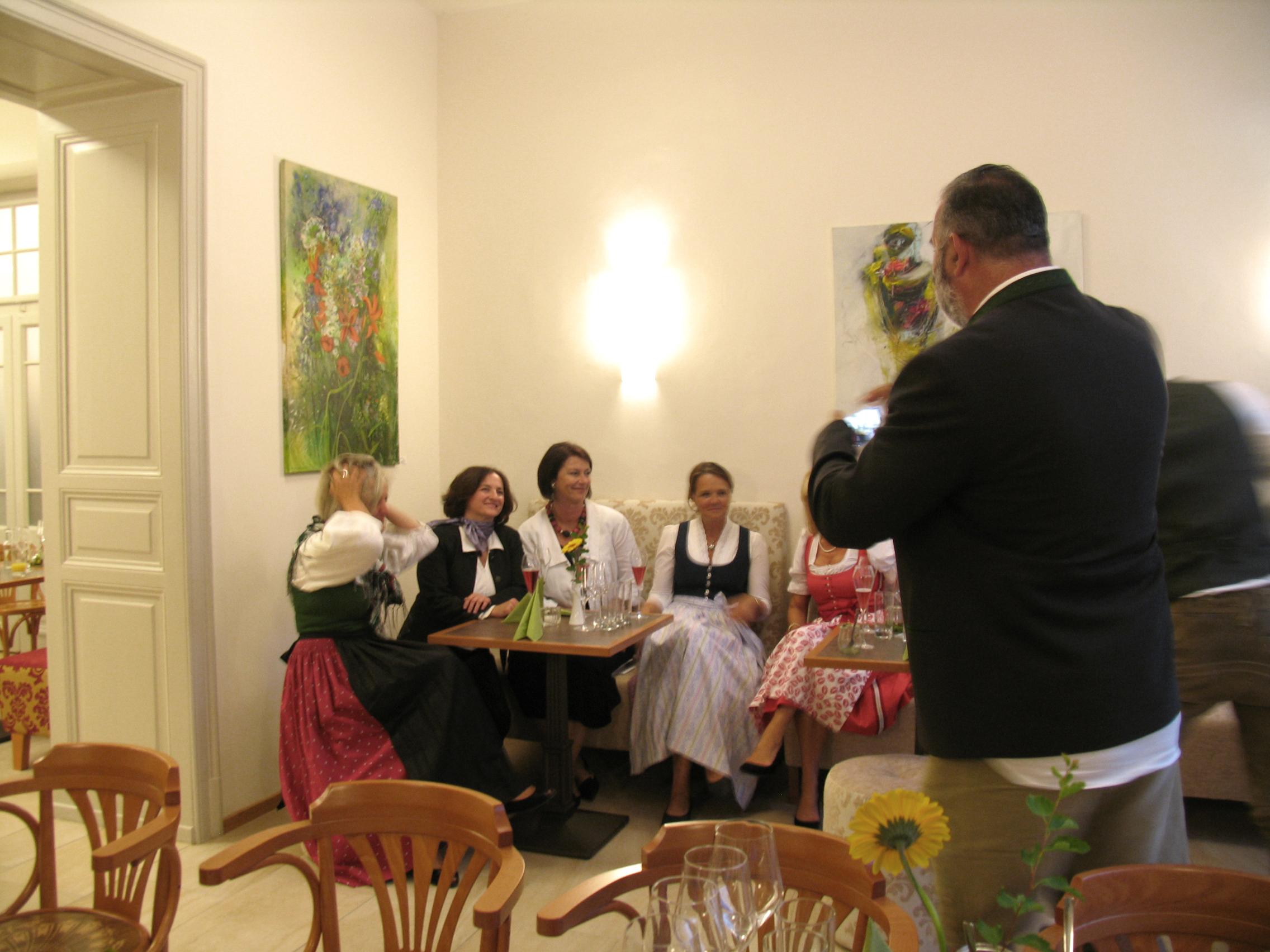 Austria party
